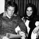 Ali MacGraw and Steve McQueen - 454 x 363
