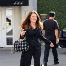 Lisa Vanderpump – Seen at Epione skin care clinic in Beverly Hills - 454 x 681