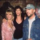 Steven & Teresa Tyler with Bruce Willis