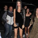 Adriana Lima – Pictured at the Mert and Marcus book launch in New York City
