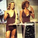Mariah Carey and Whitney Houston At The MTV Video Music Awards 1998 - 454 x 704