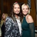 Steven Tyler attends Celebrity Fight Night XXIV on March 10, 2018 in Phoenix, Arizona - 454 x 562