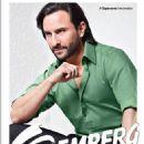 Saif Ali Khan's New Print Ads For Oxemberg Clothing