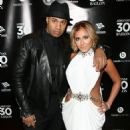 Lenny S. and Adrienne Bailon