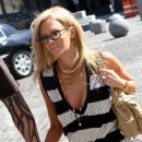 Jenna Jameson - New York City Candids, 17.04.2008.