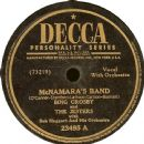 Bing Crosby - MacNamara's Band / Dear Old Donegal