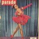 Cyd Charisse - Parade Magazine [United States] (26 September 1948)