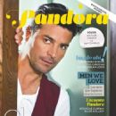 Chayanne - Pandora Magazine Cover [Dominican Republic] (July 2014)
