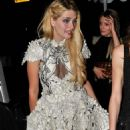 Mischa Barton - Leaves The After Party Held For The AmFar 2010 At VIP Room Palm Beach Of Cannes, 2010-02-20