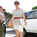 Kourtney Kardashian: visit Bel Bambini in West Hollywood