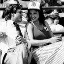 Mimi Rogers and Harry Hamlin