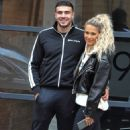 Molly Mae with Boyfriend Tommy Fury out in Manchester - 454 x 754