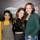 Anna Kendrick – 'The Unauthorized Parody Of Stranger Things' at Rockwell Table and Stage in LA - 454 x 340