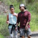 Lea Michele – Goes for a hike in LA - 454 x 680