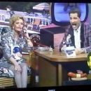 Florence Henderson On The Mr Pete Show 1991 - 454 x 340
