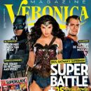 Batman v Superman: Dawn of Justice - Veronica Magazine Cover [Netherlands] (26 March 2016)