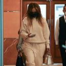 Jennifer Lopez – leaves a dentist's office in Beverly Hills