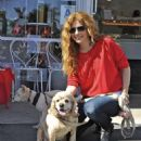 RaRachelle Lefevre At The Best Friends Adoption Support Walk In L.A., 12 February 2010