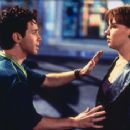 Seth Green and Lauren Ambrose in Columbia's Can't Hardly Wait - 1998 - 350 x 235