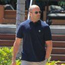 Jason Statham- August 28, 2016- Shops in Malibu - 454 x 582