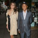 Angela Martini and Russell Simmons - 368 x 600