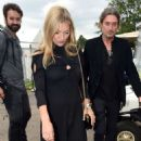Kate Moss – Arrives at Hyde Park for Barbara Streisand's performance in London - 454 x 776
