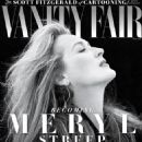 Meryl Streep - Vanity Fair Magazine Cover [United States] (April 2016)