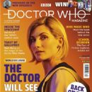 Jodie Whittaker - Doctor Who Magazine Cover [United Kingdom] (20 September 2018)