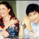 Sam Milby and Kristine Hermosa