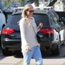 Claire Holt Out In West Hollywood