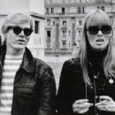 Andy Warhol and Nico - 454 x 357