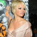 Pamela Anderson Interview Magazines September Issue Party In Nyc