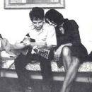 Bob Dylan and Joan Baez - 350 x 400