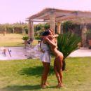 Belen Rodriguez In Bikini Instagram