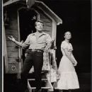 110 in the Shade Original 1963 Broadway Cast Starring Robert Horton - 454 x 557
