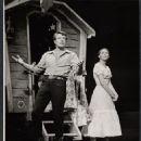 110 in the Shade Original 1963 Broadway Cast Starring Robert Horton - 454 x 557