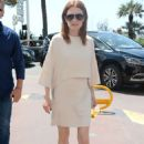 Julianne Moore out in Cannes - 454 x 681