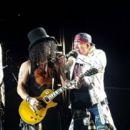 Guns N' Roses Perth, Australia February 2017 - 454 x 399