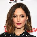 Rose Byrne attends the Red Nose Day Charity Event at Hammerstein Ballroom on May 21, 2015 in New York City - 454 x 572