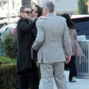 Hayden Christensen meets some friends for lunch in Beverly Hills, California on January 8, 2015 - 443 x 594