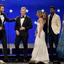 Emily Blunt and John Krasinski : The 24th Annual Critics' Choice Awards - 454 x 316
