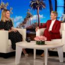 Scarlett Johansson – The Ellen DeGeneres Show in LA - 454 x 303