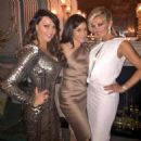 Lizzie Cundy – With Claire Cauldwell in Knightsbridge