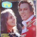 Ornella Muti - Sorrisi e Canzoni TV Magazine Cover [Italy] (22 November 1987)