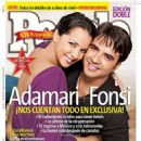 Luis Fonsi and Adamari Lopez