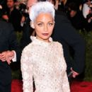 "Nicole Richie attends The Metropolitan Museum of Art's Costume Institute Benefit celebrating ""PUNK: Chaos to Couture"" in New York on May 6, 2013"