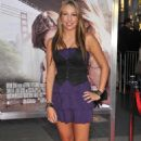Ashley Edner - Premiere Of Warner Bros. 'Going The Distance' Held At Grauman's Chinese Theatre On August 23, 2010 In Los Angeles, California