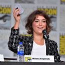 Milana Vayntrub – 'It Came From The 90s' Panel at Comic Con San Diego 2019 - 454 x 645