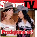 Penélope Cruz, Salma Hayek - Stars Tv Magazine Cover [Croatia] (15 May 2009)