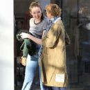 Annette Bening was spotted shopping with her daughter at The Grove in Hollywood, California on March 31, 2017 - 435 x 600
